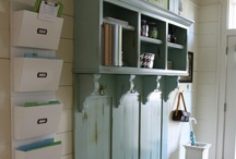 Entryways & Mudrooms / by Lori Lewellyn