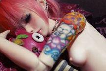 Dolls / by Talie Teakle