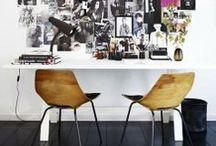 work spaces / by Carol Batchelor