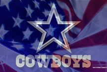 Dallas Cowboys / by ~Angie Henderson~