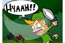 HEY! LISTEN! / Legend of Zelda!! My favorite game series. / by Blue Rhodes