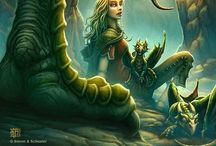 Fantasy / by Brooke Travis