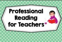 Professional Reading for Teachers / Books for teachers, professional reading, how to, summer reads  for teachers, technology reads, informational blog posts, what to do about student behavior, inspirational quotes. Photos of covers and pictures make the best pins, please do not pin the tiny covers from online stores, and no photos only. Thank you. / by Carolyn Wilhelm, NBCT, Wise Owl Factory