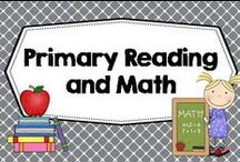 Primary Reading and Math / Primary Reading and Math Materials, Freebies for K-3, book supplements, math games, Elementary Education, 5% priced items only please.  We are not currently adding new pinners to this board.   / by Carolyn Wilhelm, NBCT, Wise Owl Factory