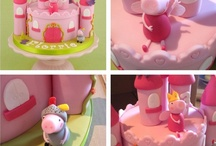 Cakes,cuppy's and pops / Cakes and all things made with cake and for cakes are found here!  / by Lisa Matarazzo-Champney