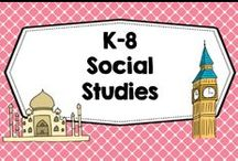 Social Studies / Social Studies lessons free, or informational sites, countries of the world, USA states, USA, projects, games, citizenship, K-12.   FREEBIES WELCOME ANYTIME. PLEASE PIN ONE FREEBIE AT THE SAME TIME A PRICED PIN IS ADDED. Photos of covers and products in use make the best pins, please do not pin the tiny covers from online stores, and no photos only. Thank you. / by Carolyn Wilhelm, NBCT, Wise Owl Factory