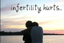 Infertility Hurts / I, like so many other women, suffer from Endometriosis Infertility.  Though you cannot see endometriosis, it is a disease that not only is very painful but is emotionally draining.  To truly help someone with Endometriosis Infertility, or any infertility for that matter, you should take the time to know and learn about the condition in which they suffer from and just be there when they need to talk, vent, cry and let it all out! / by Penny Paino