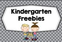 Kindergarten Freebies / free printables for Kindergarten, free literacy, free lessons, free math, free posters, free science, free social studies, all for K. Photos of products in use make the best pins, please do not pin the tiny covers from online stores, and no photos only.  Please do NOT delete other people's pins! Thank you. / by Carolyn Wilhelm, NBCT, Wise Owl Factory
