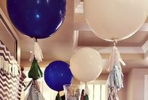 Birthday Party Ideas / by Elizabeth Pyo