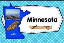 Minnesota / These pins are from Minnesota and are related to travel ideas and events around the state.   / by Carolyn Wilhelm, NBCT, Wise Owl Factory