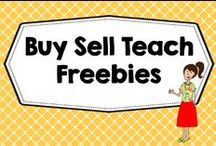 Freebies from Buy Sell Teach / Free products available on Buy Sell Teach, Pre K- Grade 12, to join contact BuySellTeach for more information and be sure to follow this board. If you are a BuySellTeach member, please join us!   / by Carolyn Wilhelm, NBCT, Wise Owl Factory