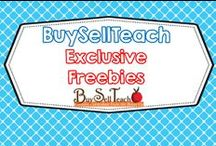 Freebies exclusive to Buy Sell Teach Educational Resources K-12 / This board is only for freebies that are exclusive to the BuySellTeach online K-12 teacher store.  Sellers on the BuySellTeach site may add other sellers to this board. / by Carolyn Wilhelm, NBCT, Wise Owl Factory