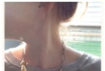 Jade / Handmade, one of a kind jewelry by Amanda Jade.  / by Amanda Osborn