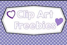 Clip Art Freebies for Education / Educational clip art, free and priced, by clip artists who sell in online teaching resource stores such as BuySellTeach, Teachers Pay Teachers, and Teachers Notebook. Photos of products in use make the best pins, please do not pin the tiny covers from online stores, and no photos only. Thank you. / by Carolyn Wilhelm, NBCT, Wise Owl Factory
