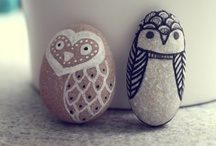 Owl Love  / by Sarah Anderson-Villanueva