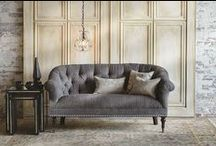 Tufting at its Best / by Arhaus Furniture