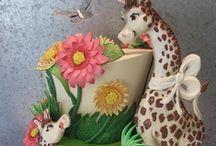 Cakes & Pasteries / by Ena Perez