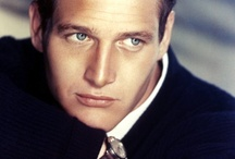 Paul Newman / by The Shiney Trinket Keeper