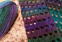 Yarn over / by LT Reichman