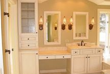 Bathroom Ideas / by April Williams