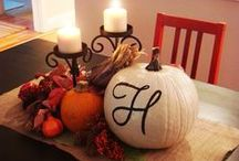 Fall Decor / by April Williams