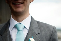 Men can dress well too :) / by Cathy Cross