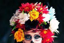 ✰DIA DE MUERTOS... MEXICO / CULTURAMEXICANA / by Absolem Wimp