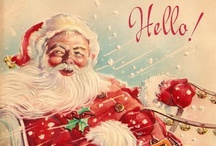 Christmas...Santa Claus is Coming to Town♥ / by Stacy Eubank