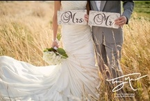 Wedding Details  / Weddings are all about the details! Fun ideas for your special day.  / by Tracy Moore