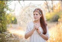 Senior Photos: Props and Accessories / Show off your unique style! Awesome ideas on what to bring to your senior photo session.  / by Tracy Moore