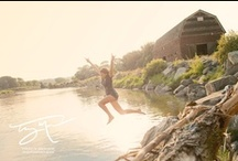 Seniors Photos: Montana / Every senior session is an adventure! / by Tracy Moore