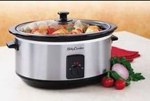 Crockpot recipes / by Nicolle Wilson