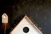 子 Kid's room / by Absolem Wimp