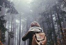 自然 CAMPING (The Outdoor Adventure) /        EQUIPO DE AVENTURAS PARA EL NATHAN V. Camping / by Absolem Wimp