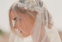 HEADPIECES | FLORAL CROWNS | VEILS ♥ / by Love My Way ♥