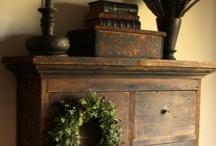 Cupboards Prim all the way / by Melinda Moore