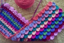 Knitting & Crocheting / by Arizona Rose
