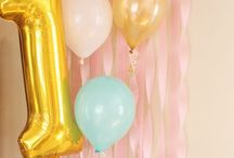 Kid Parties / by Jessica Meyer