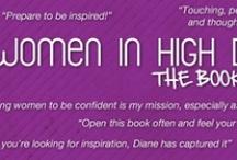 Women in High Def-my book, radio show-blog  / by Diane Markins
