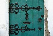Doors and windows / by Marie Cole-Keene