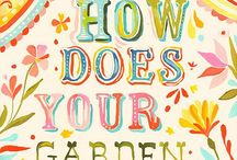 How does your garden grow / by Shelby Wake Hoyt