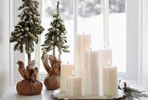 Christmas Inspirations / by Morgan Hendrix