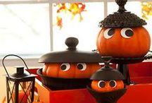 Celebrate-Fall-Halloween / by Jan Harrison