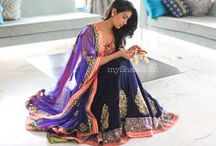Indian Clothes / by Nida Khan