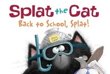 Back to School / Get your little ones ready for the first day with our favorite back to school books. / by Somers Library