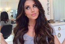 cool hair styles / by liza jain