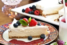 Cheesecake / by Lynn Palyszeski