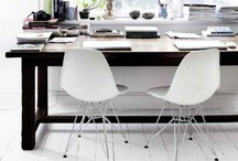 Interior / by FussFreeCooking