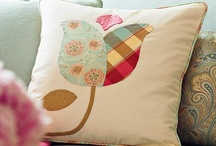 Pillows / by Lynn Palyszeski
