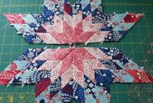 Quilting Tutorials and Patterns / by Lynn Palyszeski
